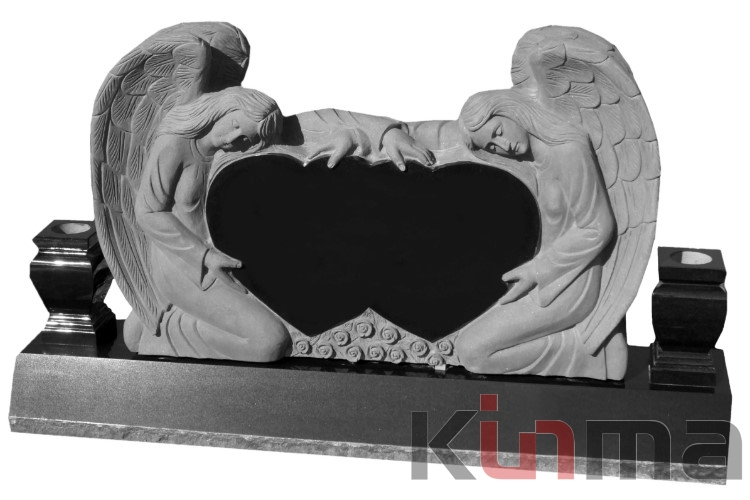 New Design tombstone Angel