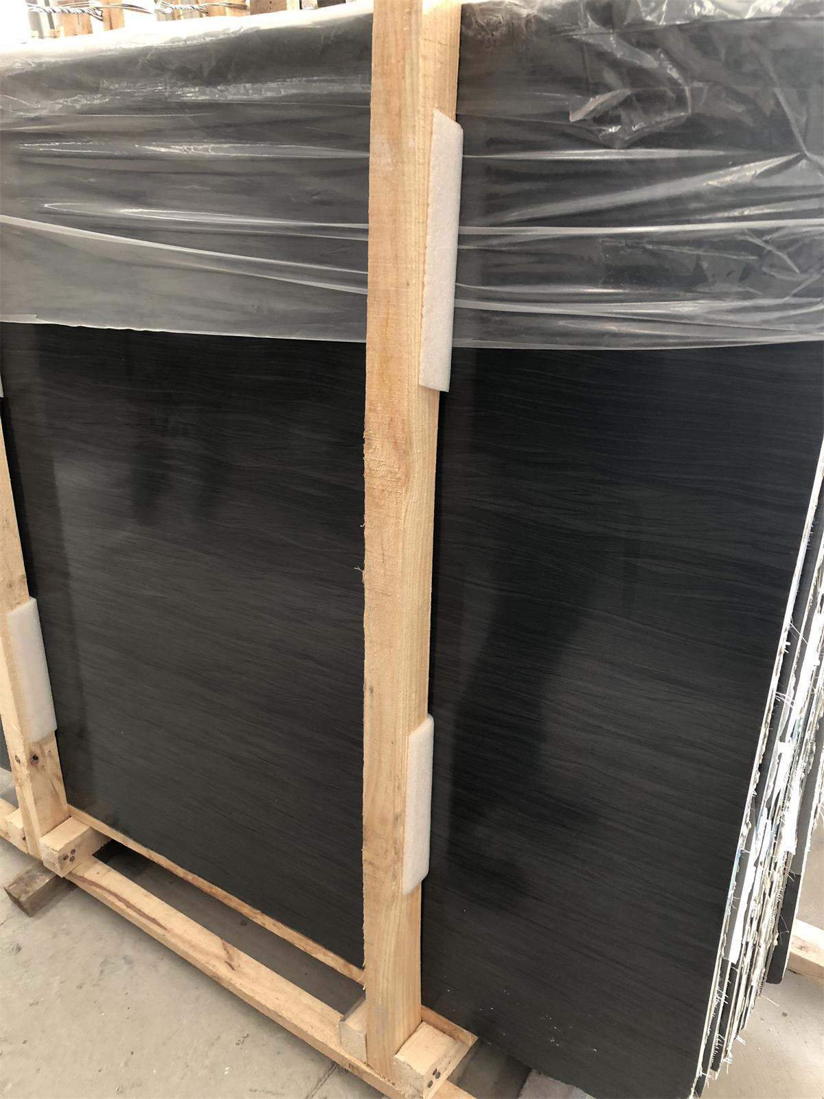 Black Sandal Wood marble