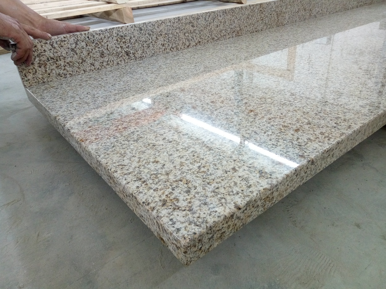 Golden sunset G682 countertop