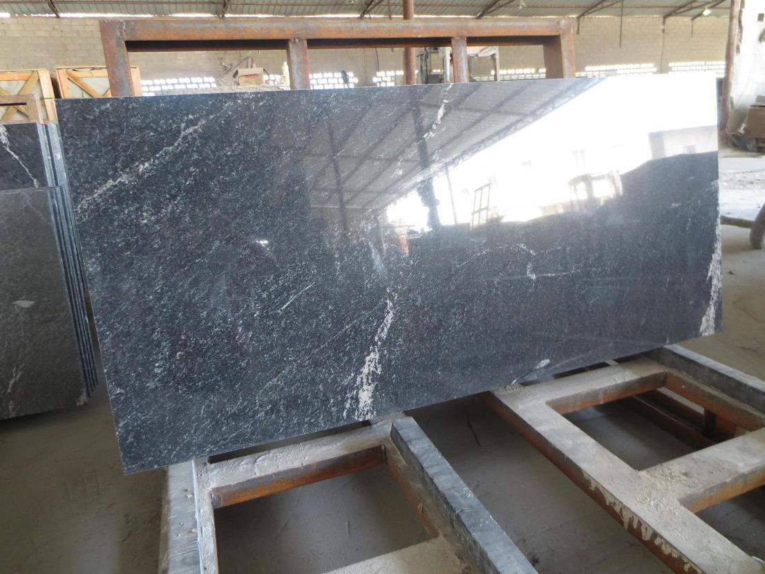 <strong>China Ebony granite tile</strong>