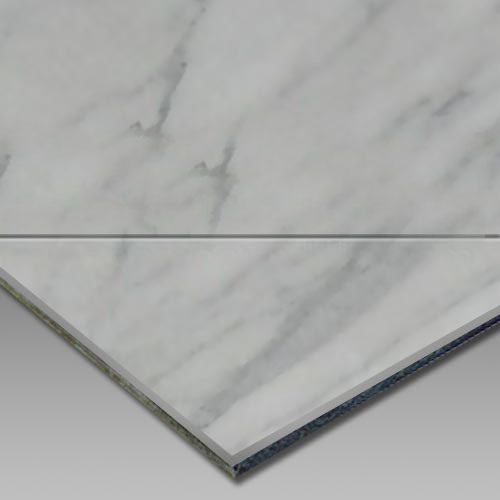 Carrara-Aluminium Plastic Laminated Panel