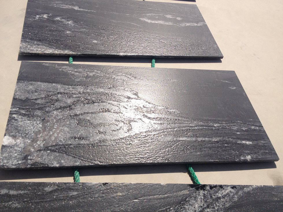 Nero Fantasy Black Granite